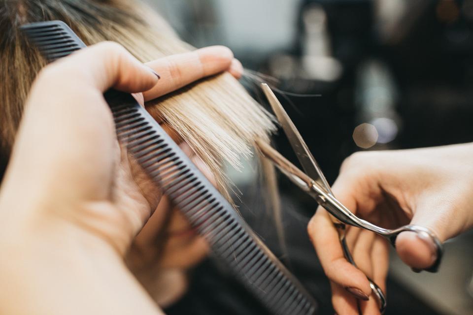 Haarschnitt, hair cut
